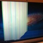 MacBook Airが壊れて悲しみにくれている。