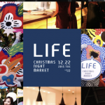 "LUCUA LIFE ""CHRISTMAS NIGHT MARKET"""