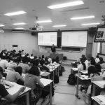 大阪教育大学にて講演&マジック