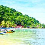 マレーシアの秘島、ペルヘンティアン島|行き方や魅力をご紹介