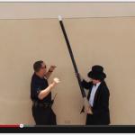 マジシャン vs 警察官