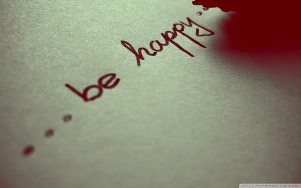 How happy