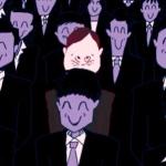 日本の就活を表現したアニメーションが話題!