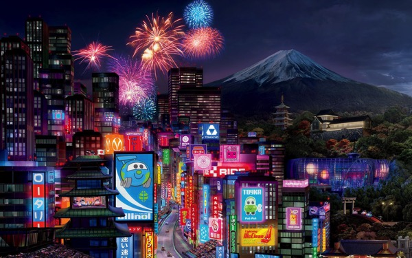 Tokyo free wallpaper awesome city